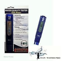 HM DIGITAL WATER QUALITY TESTER TDS METER MODEL... - $22.62