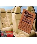 16- Wonder Wafers New LEATHER Scent~Amazingly Fresh~ Air Freshener Home ... - $7.69