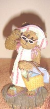 "Boyds Bearstone""Sunnie Dae..Fun In the Sun"" Longaberger Exclusive-#2277932LB-NIB image 2"