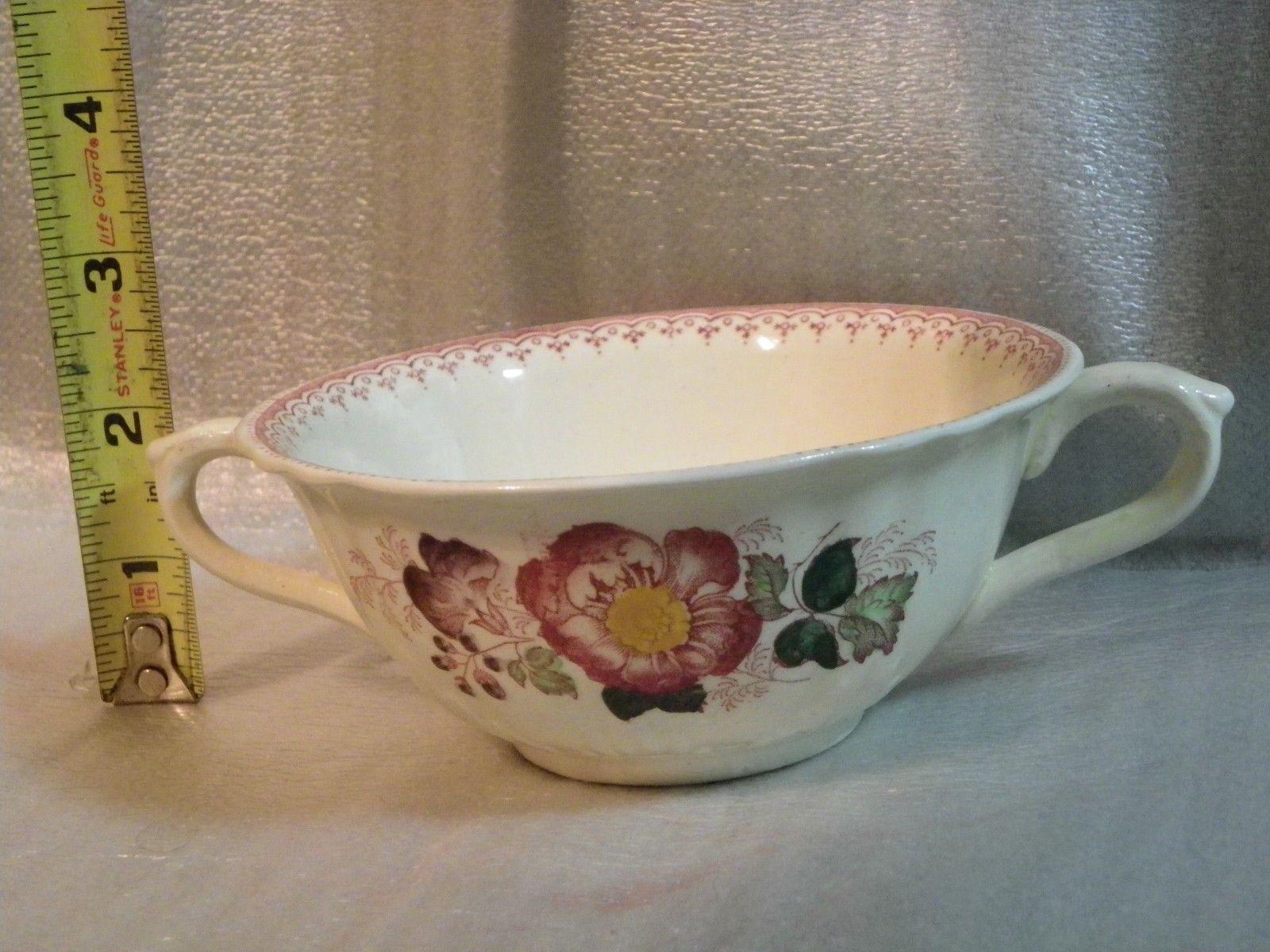 Vintage Masons Ironstone Cream Small Soup and 50 similar items