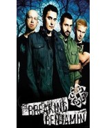 Breaking Benjamin Magnet #3 - $7.99