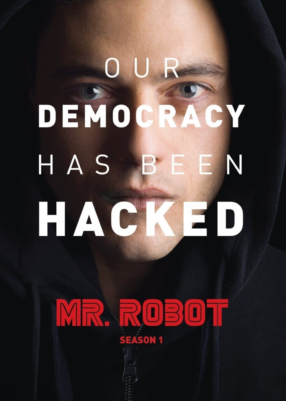 Mr robot season 1 dvd
