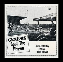 Genesis - Spot The Pigeon EP - Blue Vinyl Record - £15.31 GBP