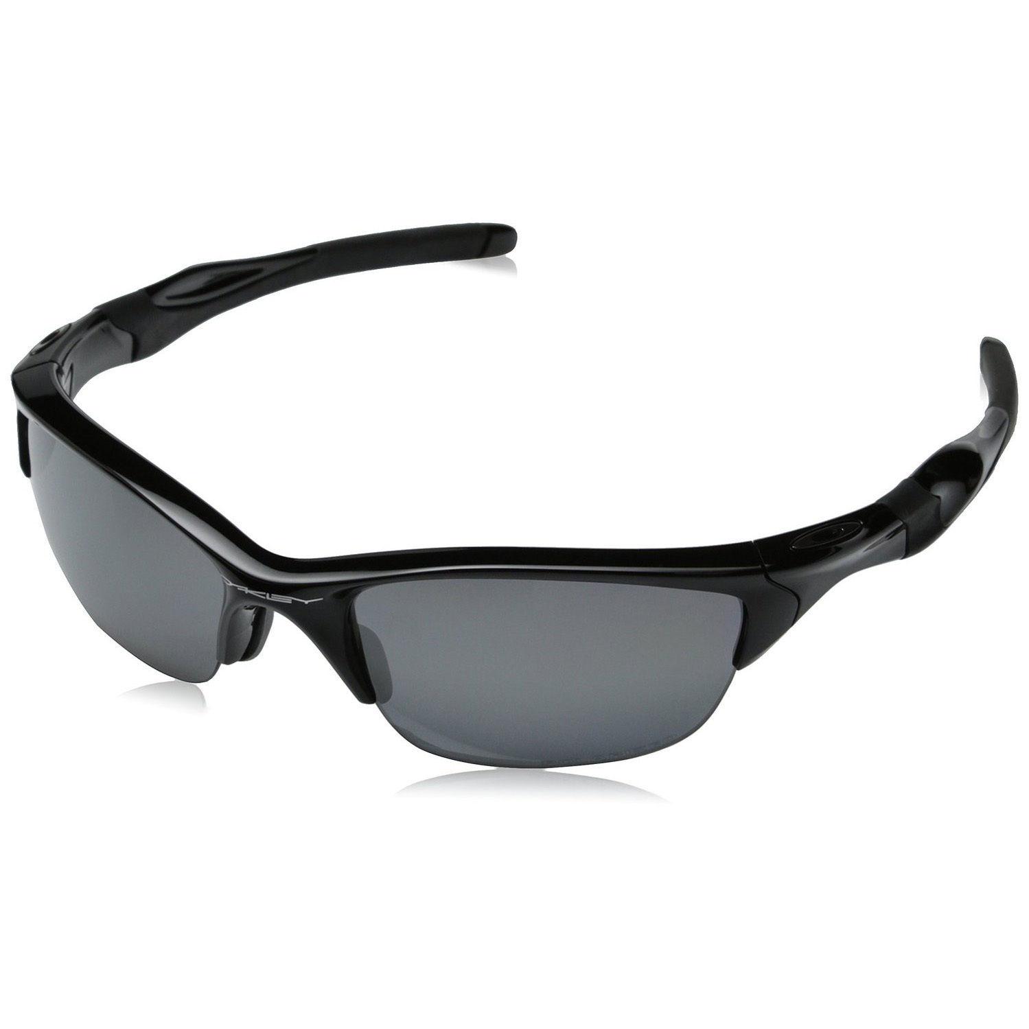 cf4c2164f54c4 S l1600. S l1600. Previous. Oakley Half Jacket 2.0 XL Men s Polarized  Sunglasses Black Frame Iridium Lens