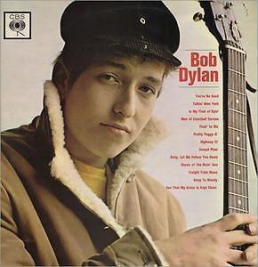 Bob Dylan - Bob Dylan - Limited LP Vinyl Record