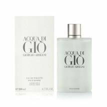 Acqua Di Gio Pour Homme By Giorgio Armani Eau-De-Toilette Spray, 6.7 Fl Oz - $124.07
