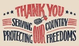 Thank You Veterans - Magnet - $5.99