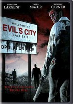 Evil's City (DVD, 2006)