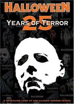 Halloween: 25 Years of Terror (DVD, 2006, 2-Disc Set)