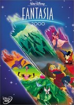 Disney Fantasia 2000 (DVD, 2000)