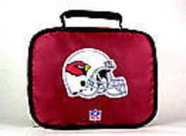 ARIZONA CARDINALS-INSULATED LUNCHBOX - $12.93