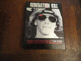 BLU RAY Generation Kill HBO series 3 disc set movie documentary Iraq mil... - $7.99