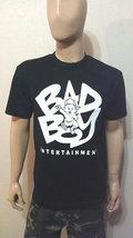 Bad Boy Entertainment Black T-Shirt / Sean John Hip Hop - $15.99+