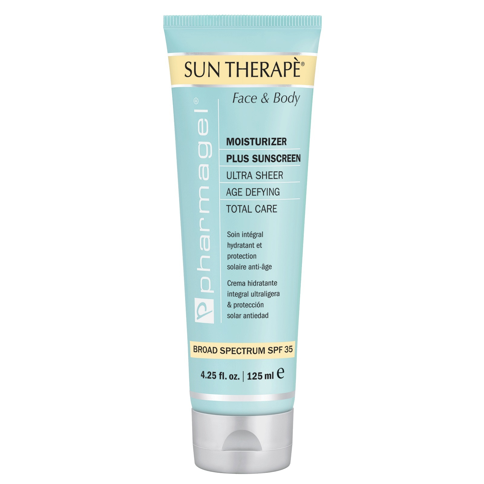 Primary image for Pharmagel Sun Therape Face & Body Moisturizer 4.25oz