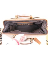 """""""THE LIMITED"""" LUGGAGE BAG BROWN/TAN LARGE SIZE - $34.65"""