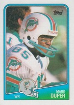 Mark Duper 1988 Topps Card #193 - $0.99