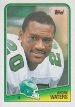 Andre Waters 1988 Topps Card #246 - $0.99