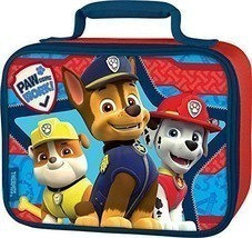 Thermos Soft Lunch Kit, Paw Patrol Reusable Padded Carrying Handle 100% ... - $29.20