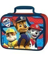 Thermos Soft Lunch Kit, Paw Patrol Reusable Padded Carrying Handle 100% ... - $38.60 CAD