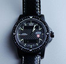 CX Swiss Military Delta EVO Men's Watch - $749.99