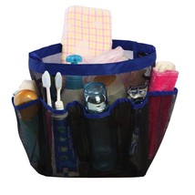Portable Shower Caddy Dorm Gym Mesh Tote Bag Ba... - $15.00