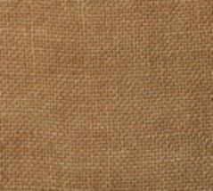 Fabric Cut 30ct Straw Linen 17x18 for LHN Mystery Sampler Song of the Seasons - $14.50