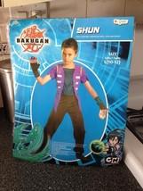 Boys BAKUGAN Battle Brawlers Shun Costume L 10-12 Brand New - $22.99