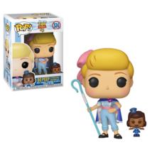 Funko Pop Disney Jouet Story 4 Bo Peep Officier Mcdimples #524 Figurine ... - $15.81