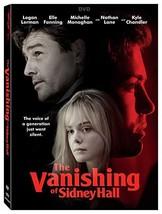 The Vanishing of Sidney Hall DVD