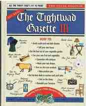 The Tightwad Gazette III Thrifty Lifestyle Book - $9.95