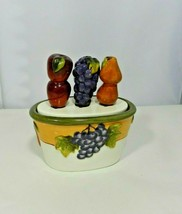 Sonoma Villa Dip / Fruit Spreader Set by Home Interiors Better Homes & G... - $24.99