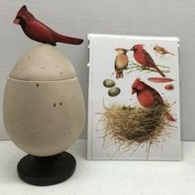 Hallmark Marjolein Bastin Special Edition Cardinal Treasure Box RETIRED ... - $56.99
