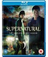 Supernatural - Season 1 [Blu-ray] [Blu-ray] - $24.75