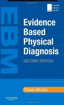 Evidence-Based Physical Diagnosis McGee MD, Steven - $17.77