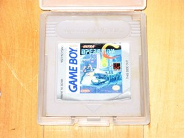 Operation C (Nintendo Game Boy, 1991) Contra cartridge with plastic snap... - $21.84