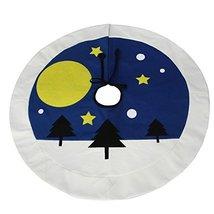 [Dreamland] Simple Design Tree Skirt for Christmas Decoration - $24.88