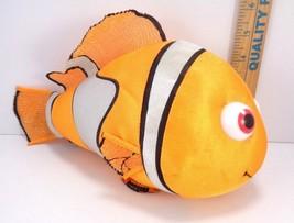 """Disney Pixar Finding Nemo Dory Plush NEMO Fish Toy 11"""" Silky Shiny Body ... - $10.88"""