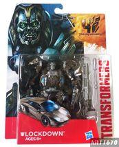 Transformers Movies 4 Age of Extinction Deluxe Lamborghini Lockdown  - $57.48