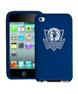 NBA Dallas Mavericks Silicone 4th Generation iPod Touch Case - Royal Blue - $14.99