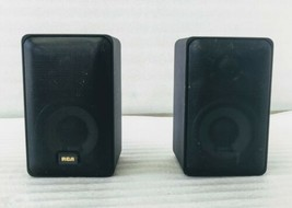 RCA Mini Monitor Speaker Pair 40-5001 - $42.06