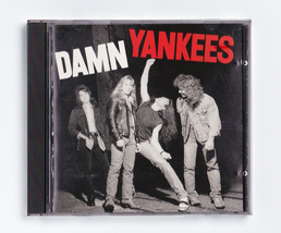 Damn Yankees, Classic Rock Music CD - $4.00