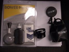 Telephoto Lens for Canon DC410 DC420 MV650 ZR10 ZR20 ZR25 ZR30 ZR40 ZR45... - $17.24