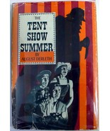 The Tent Show Summer August Derleth author of Solar Pons Mill Creek Irre... - $32.00