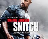 Snitch (Blu-ray Disc, 2013, Includes Digital Copy; UltraViolet)