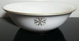 Avon 1980 President's Club Lenox Sales Award Bowl Hand Decorated with 24... - $39.99