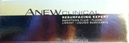 Avon Anew Clinical Resurfacing Expert Smoothing Fluid 1 Fl Oz New & Sealed - $32.00
