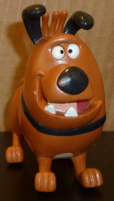 "HARRY the Dog PVC Figure 4"" long, Disney Applause"