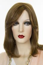 Cara 6F27 Brunette Medium Premium Remy Human Hair Monofilament Hand Tied Wigs - $1,750.32