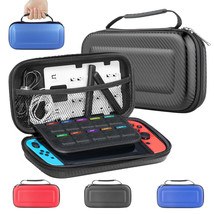 For Nintendo Switch Hard Shell Carrying Case Protective Travel Storage B... - $24.00