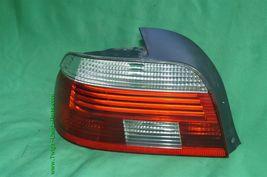 01-03 BMW E39 530i 525i M5 LED Taillight Tail Light Lamp Driver Left Side - LH image 3